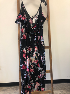Xhilaration Maxi Dress Size Large