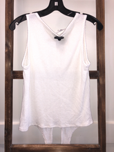 Load image into Gallery viewer, Paper Crane Tank Top Size Medium