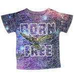 Boys Born Free Tee - Stella Blu Clothing