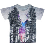 Cosmic Deer Tee - Stella Blu Clothing