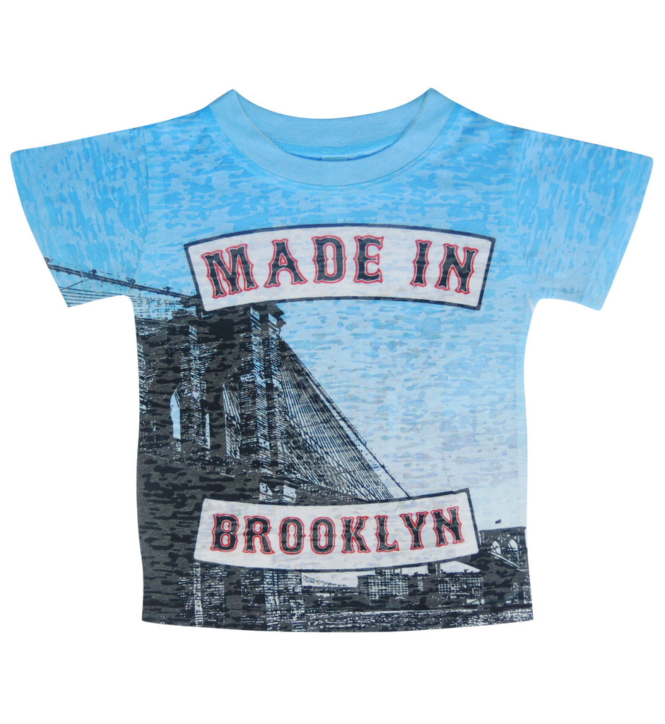 Made in Brooklyn Tee - Stella Blu Clothing