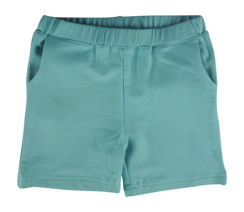 Lulu & Jude Basic Bamboo Short (Royal Blue)