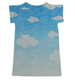 Sparkle Rainbow Tee - Stella Blu Clothing