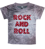 Rock and Roll Red Tee - Stella Blu Clothing