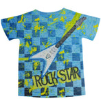 Boys Rock Star Tee - Stella Blu Clothing
