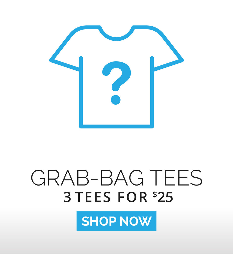 Grab-Bag Tees - Stella Blu Clothing