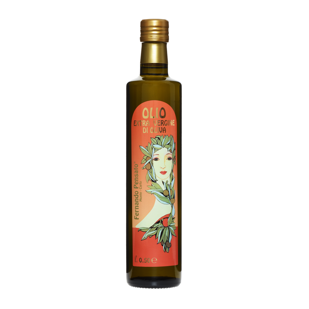 Extra Virgin Olive Oil 500ml (16.9 Oz)