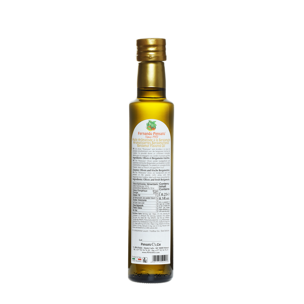 Bergamote Oil 250ml (8.5 Oz)