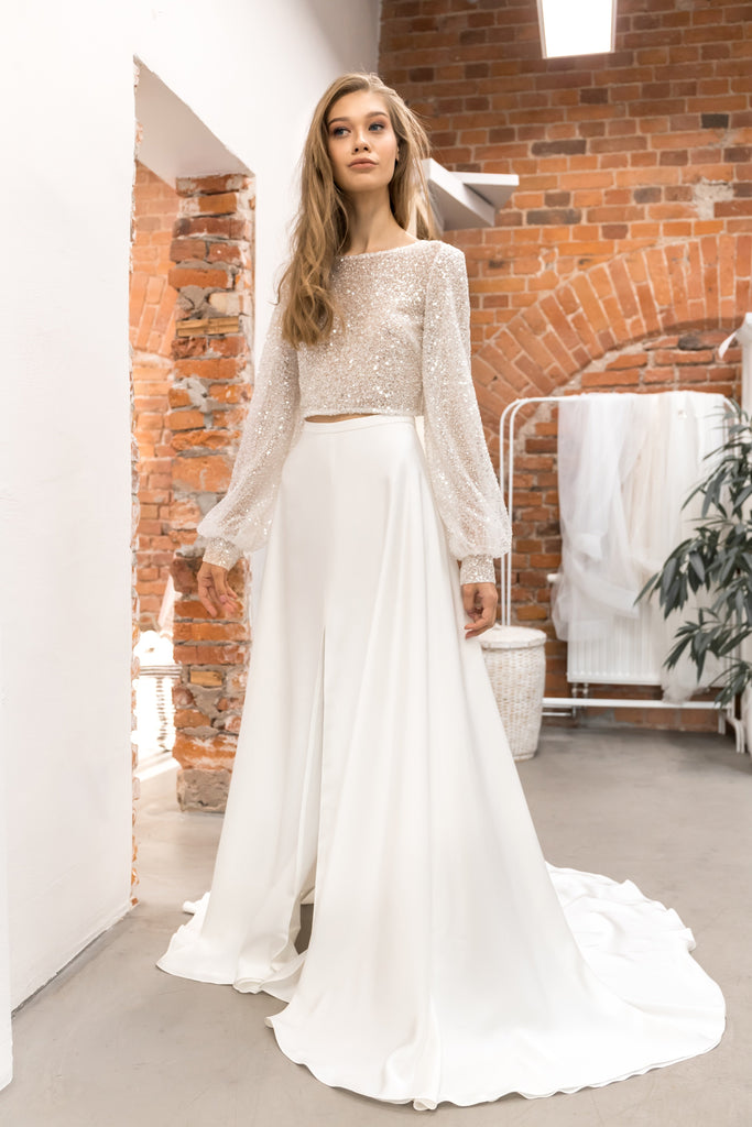 wedding skirt