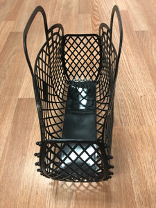 Retro Jelly Basket Large Black