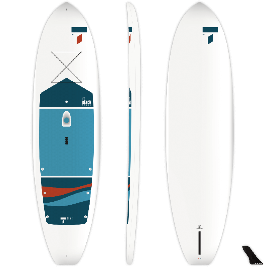 Tahe 11ft Beach Cross Stand Up Paddle Board