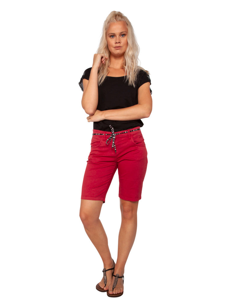 Protest Scarlet Short