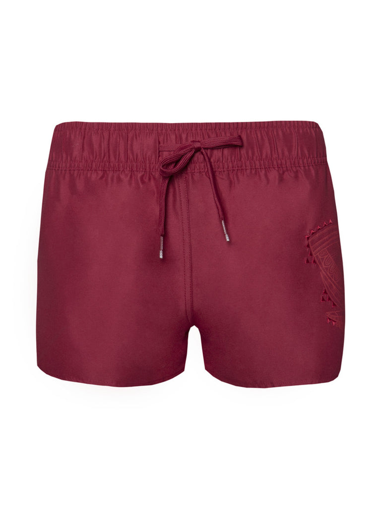 Protest Evidence boardshort Beet Red