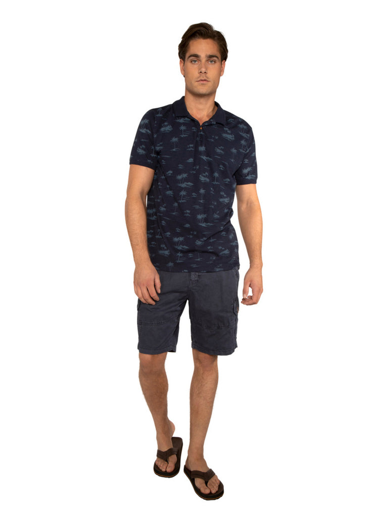 Protest Packwood Shorts Ground Blue
