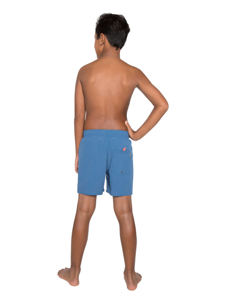 Protest Culture JR Boardshort Blue Gas