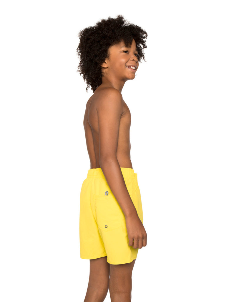 Protest Culture JR Boardshort Limone