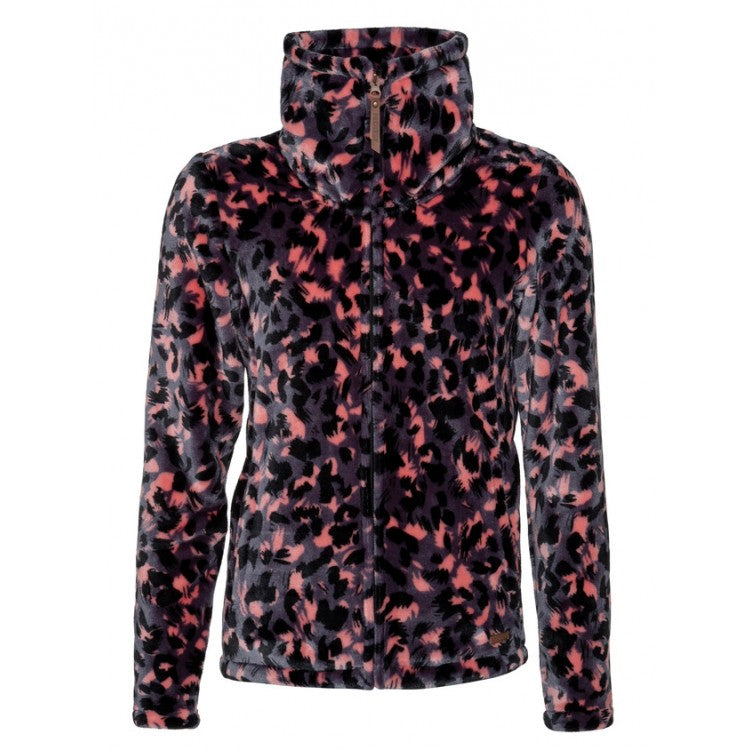 Protest Paco 19 Full Zip - Think Pink