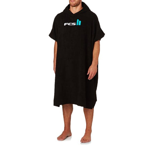 FCS Changing Poncho Black