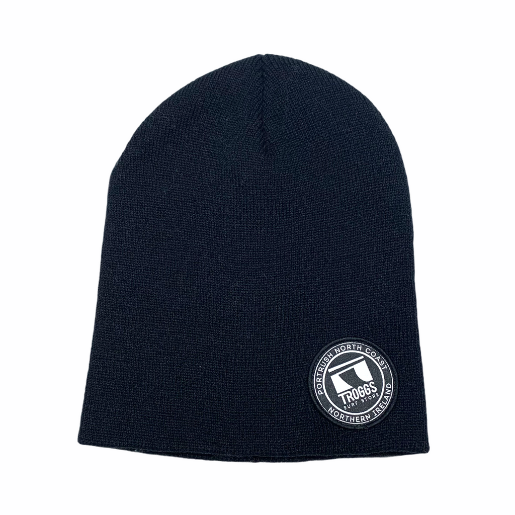 Troggs Heavyweight  Beanie Navy