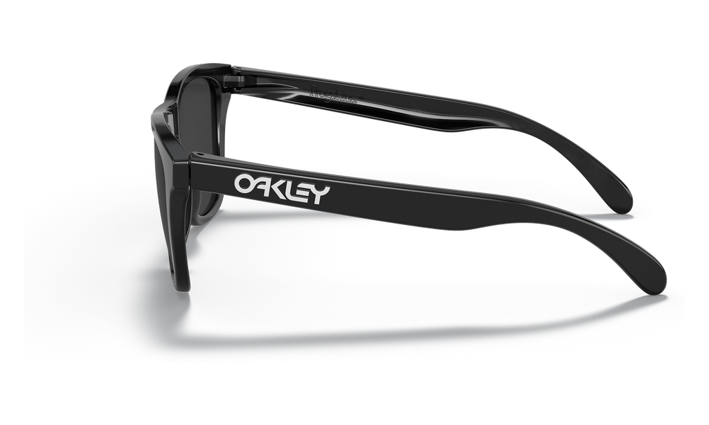 Oakley Frogskins Polished Black w/ PRIZM Black