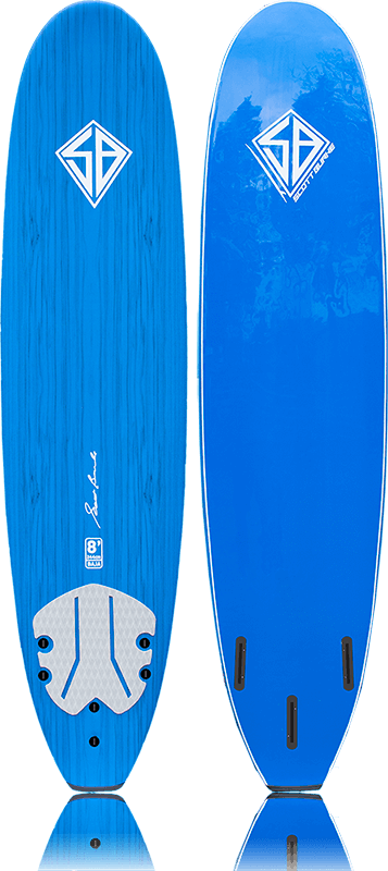 Scott Burke 8'0 Softboard