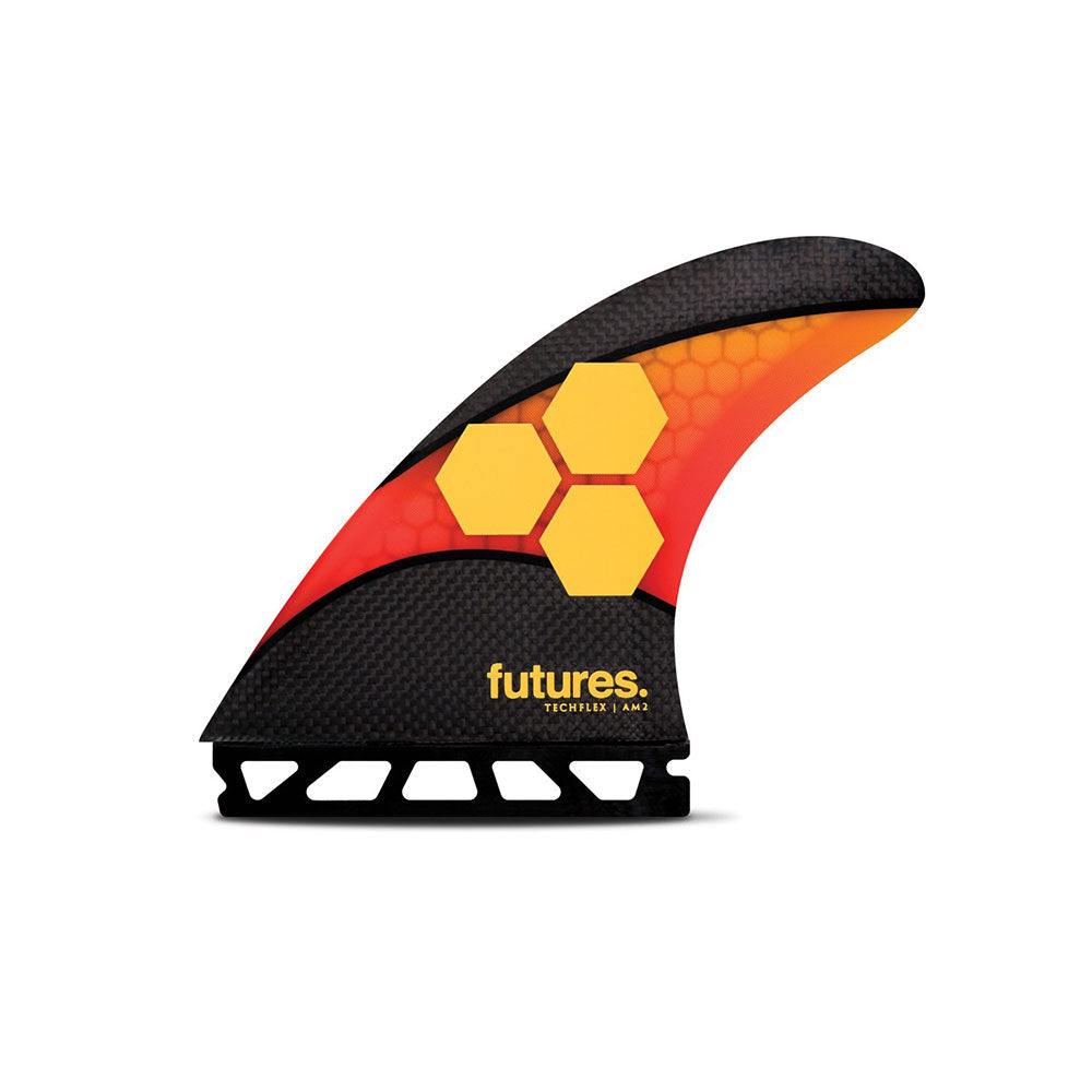 Futures Fins AM2 Techflex Orange