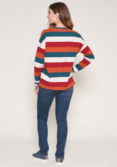 Brakeburn Striped Sweater