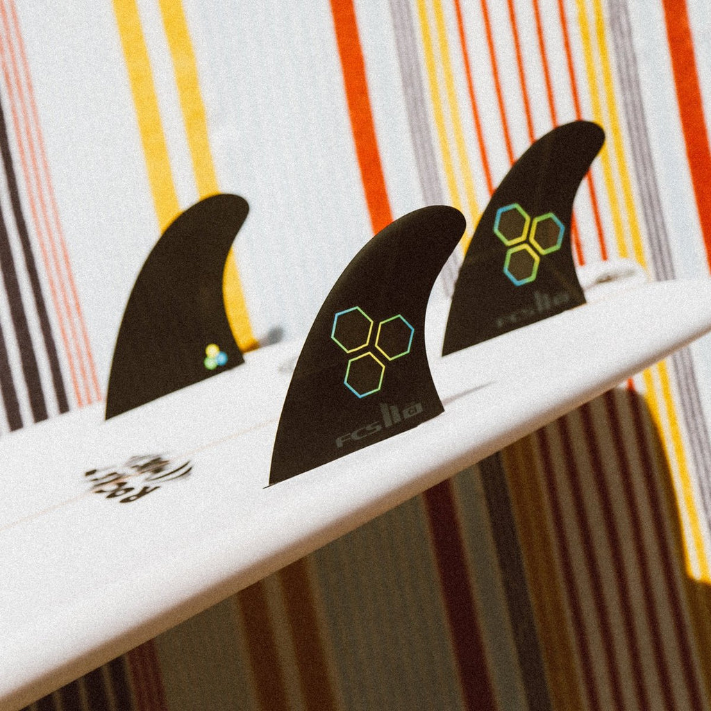 FCS II Channel Islands Tri Fins