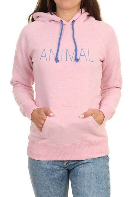 Animal Embracing hoodie
