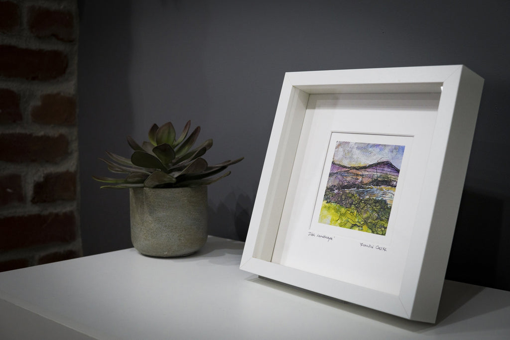 'IRISH LANDSCAPE MOUNTAIN' PRINT