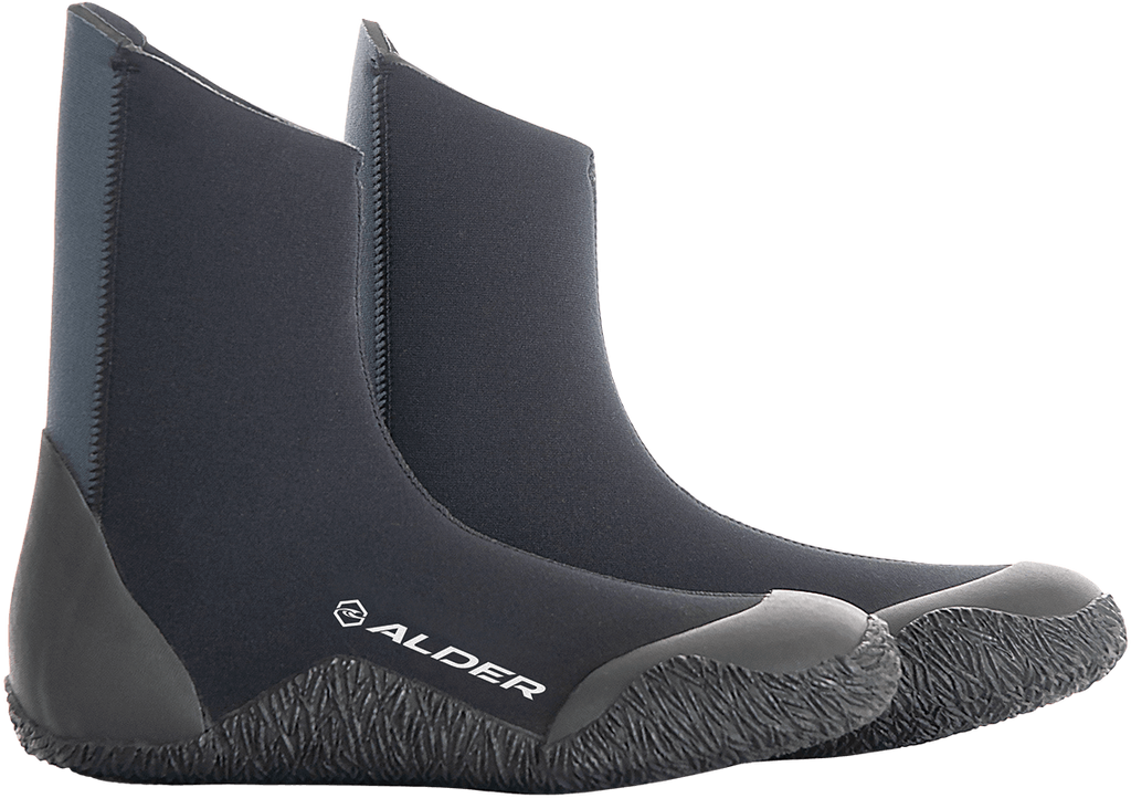 Alder Edge Boot Junior Black
