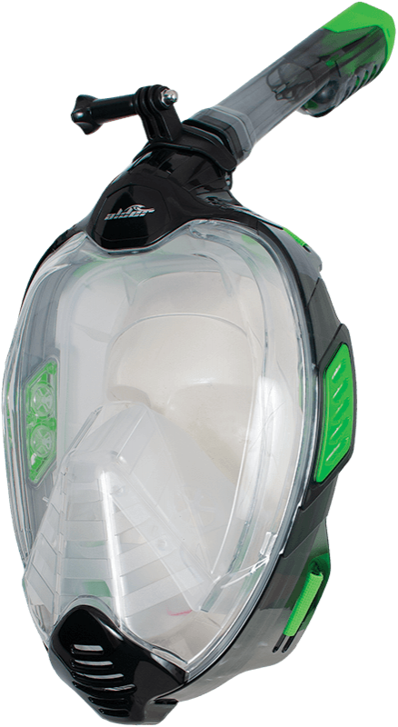 Avance Full Face  Mask and Snorkel