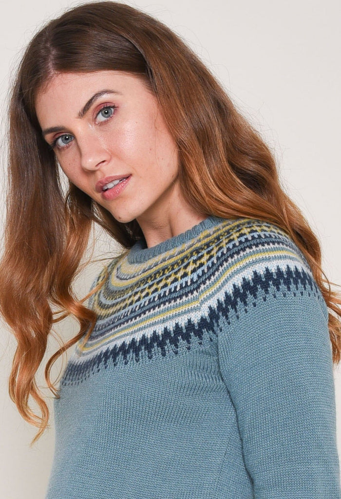 Brakeburn Fairisle Sweater