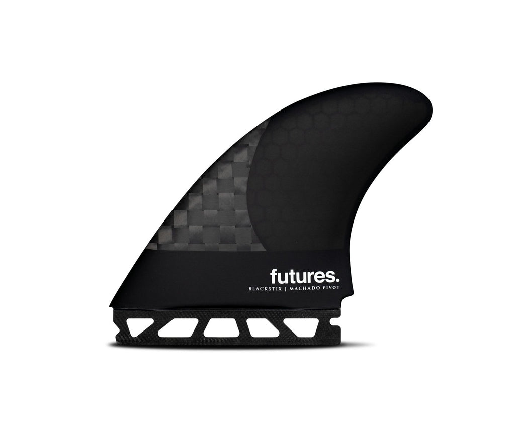 Futures Fins Rob Machado Pivot Blackstix