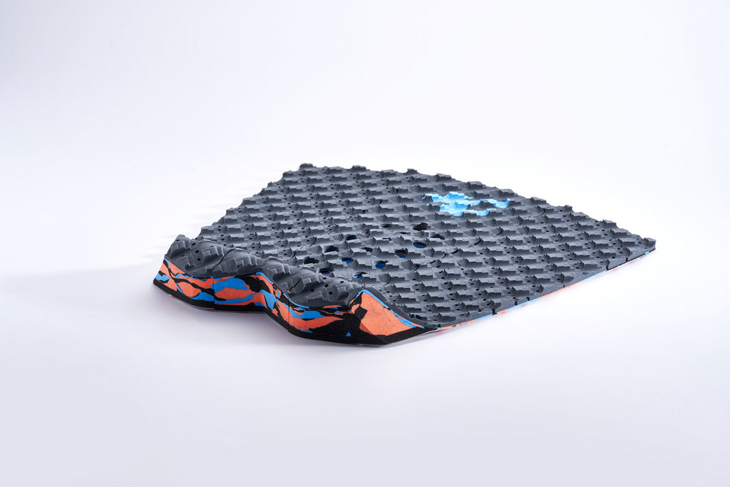 Creatures of Leisure Traction Pad Griffin Colapinto - Lite Grey Multi Camo