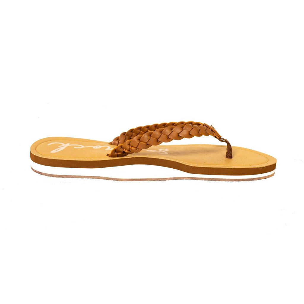 Saltrock Lori Leather Flip Flop