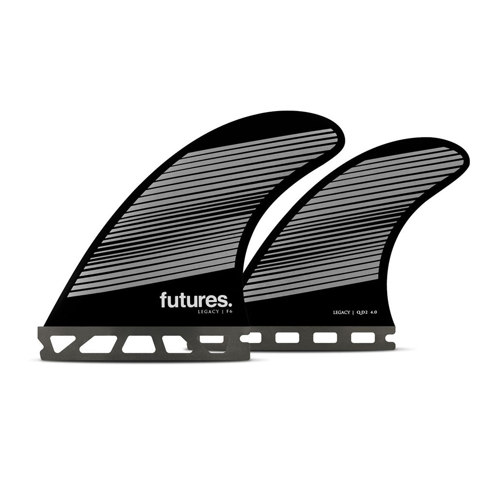 Futures F6 Quad Legacy Honeycomb