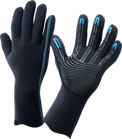 Alder Youth Matrix Gloves