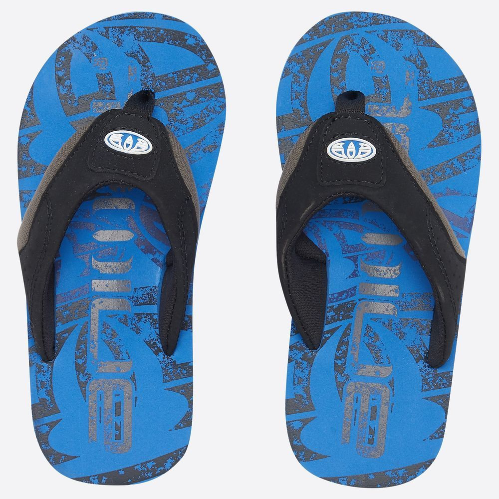 Animal JEKYL LOGO BOYS Flip Flop Seaport Blue
