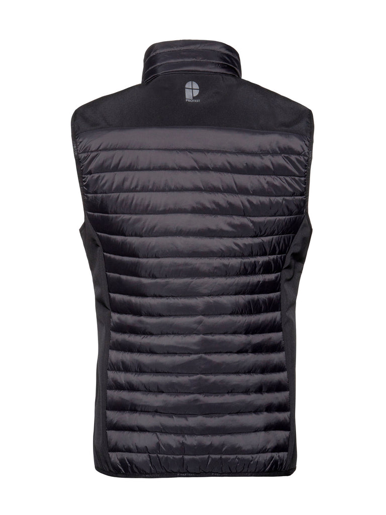 Protest Durham Bodywarmer - Black