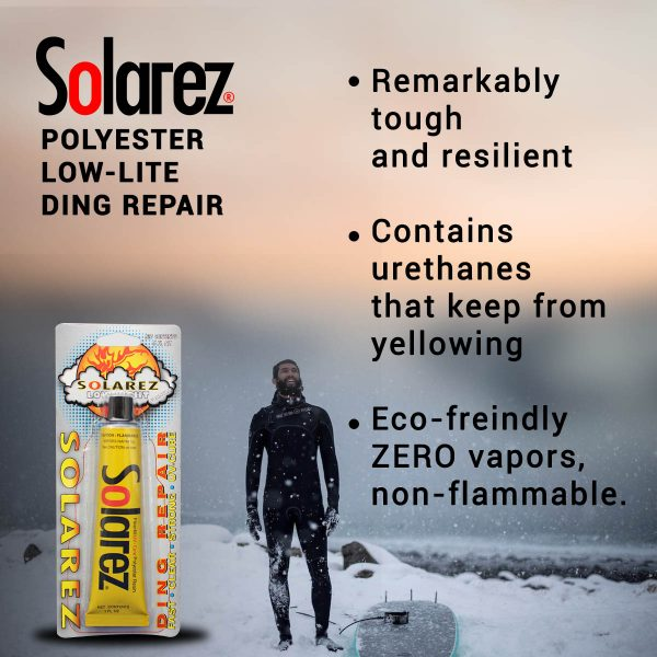 Solarez 1oz Low Light Polyester