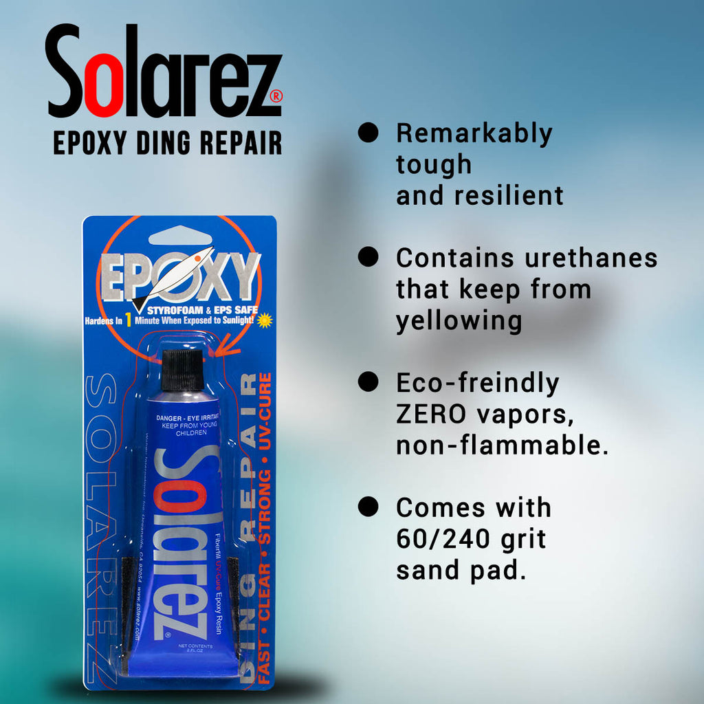 Solarez Epoxy Resin (2oz)