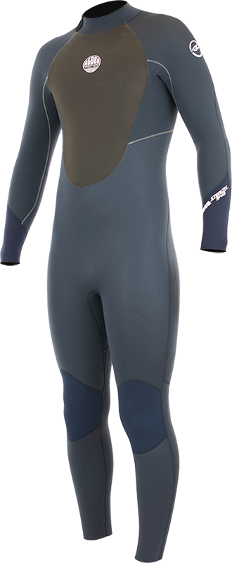 Alder Stealth Junior 5.4.3mm Winter Wetsuit Slate
