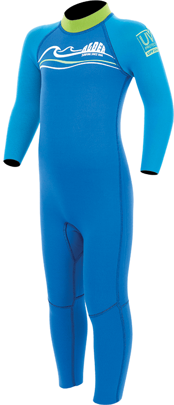 Alder Toddler 2/2mm Fullsuit Royal Blue