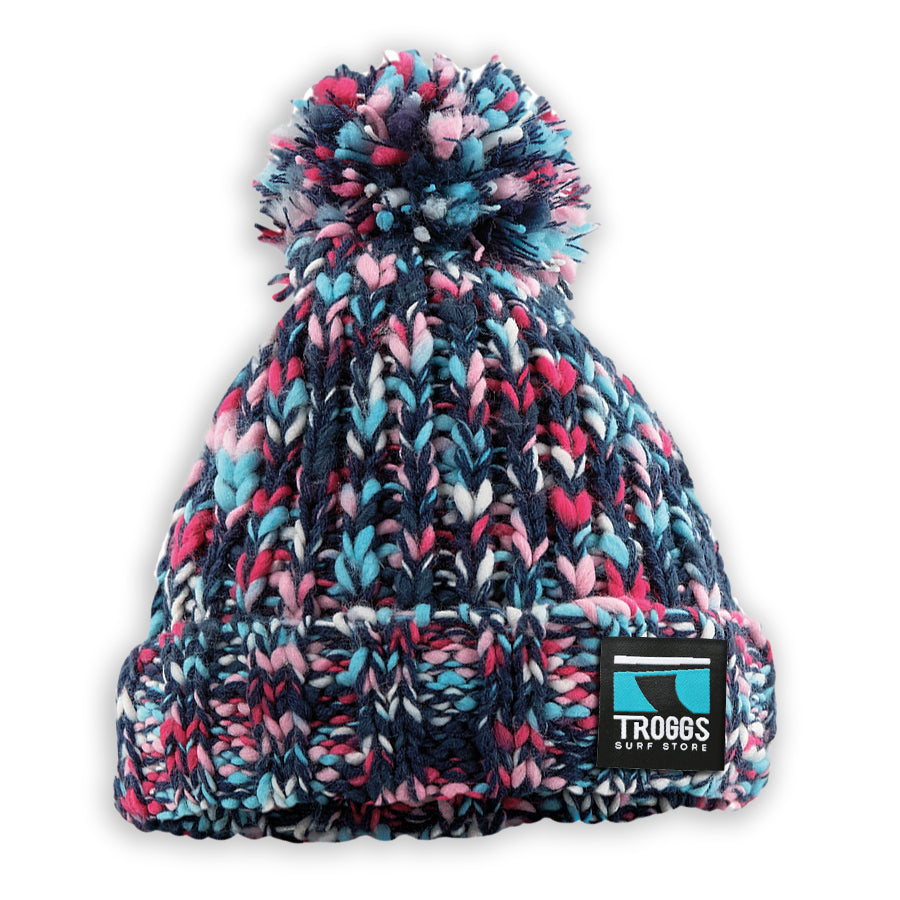 Troggs Twist  Knit Beanie Candy