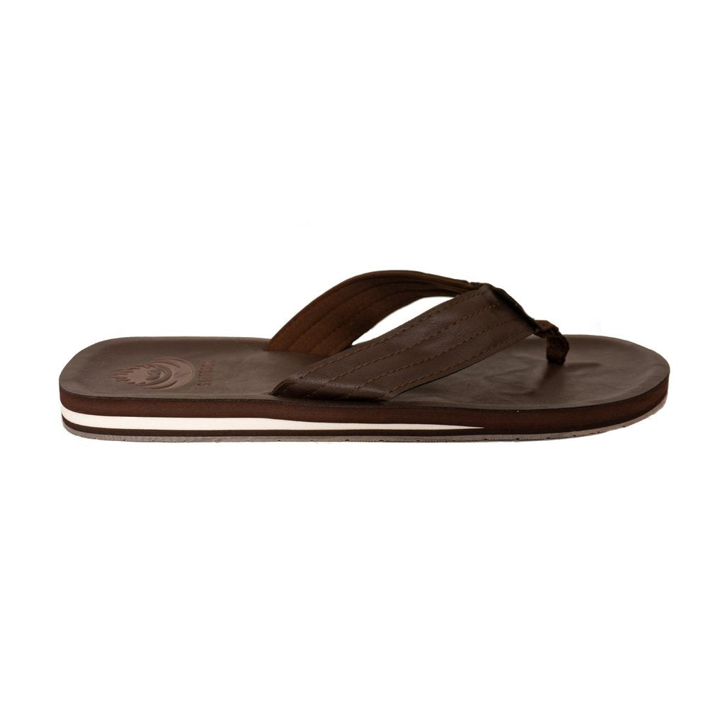 Saltrock Utah Leather Flip Flop