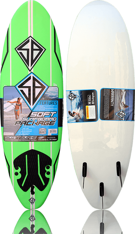 Scott Burke 6ft Softboard