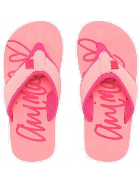 Animal Swish Logo Junior - Sugary Pink