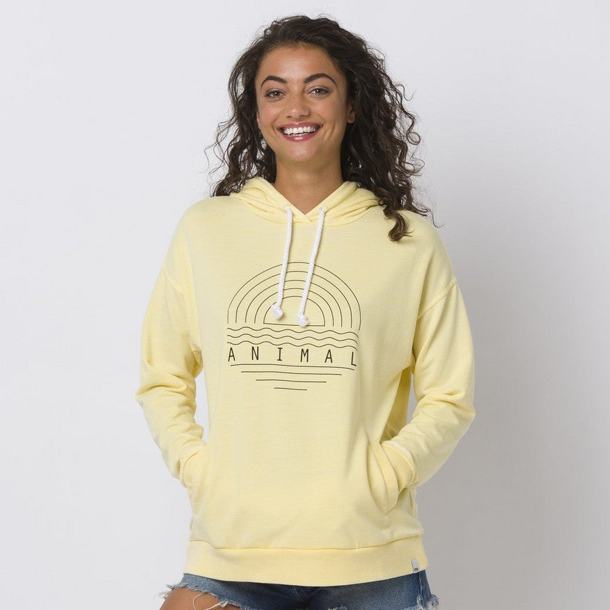 Animal Cruizing Hoodie Pineapple