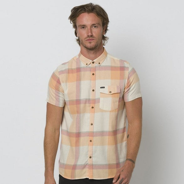 Animal Harvest S/S Shirt Coral